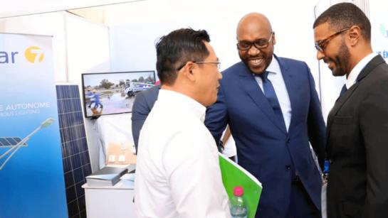 Djibouti : Entreprneur africain Tommy Tayoro Nyckoss