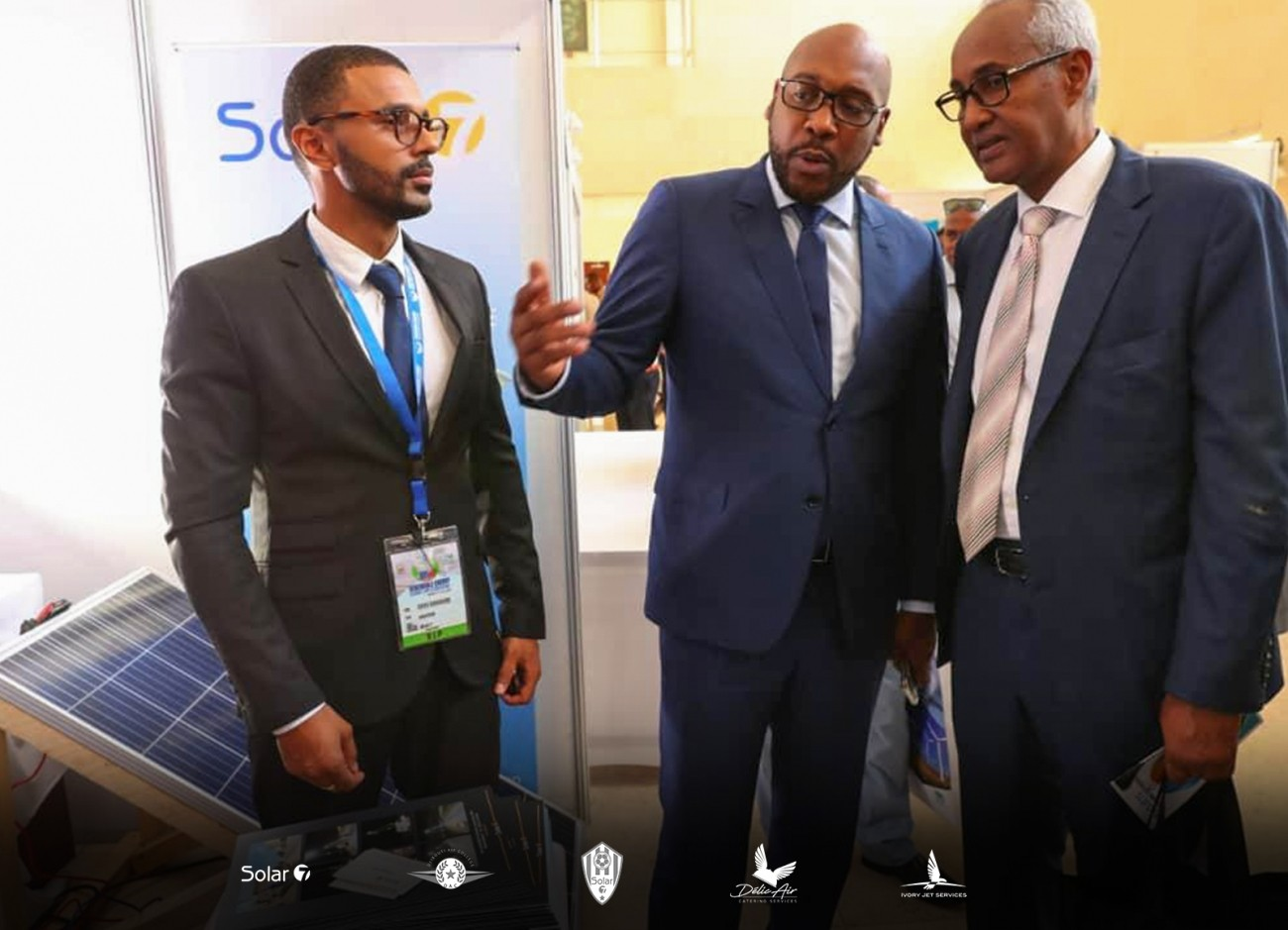Djibouti Tommy Tayoro Nyckoss, l'homme aux multiples affaires