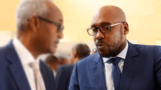 Djibouti : Tommy Tayoro Nyckoss