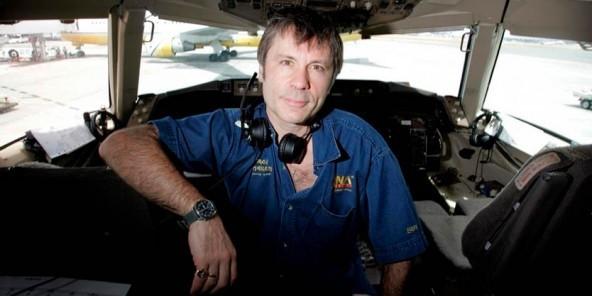 L'ex-chanteur Bruce Dickinson dirige Cardiff Aviation, chargé de la relance de Air Djibouti.