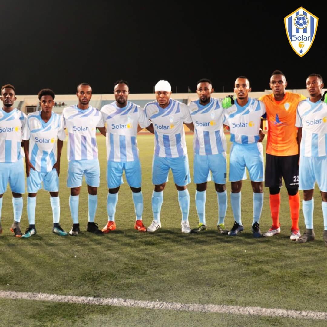 Tommy Tayoro : Association sportive Djiboutienne As Arta Solar 7