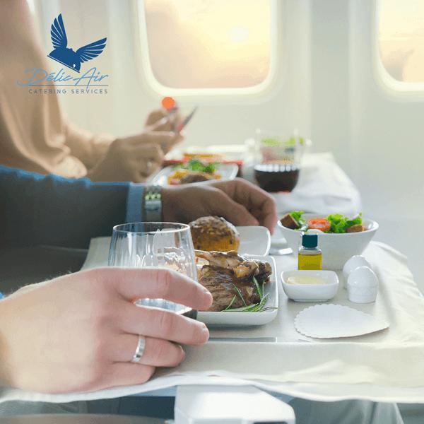 Delic Air Croisière gastronomique en jet privé de tommy tayoro