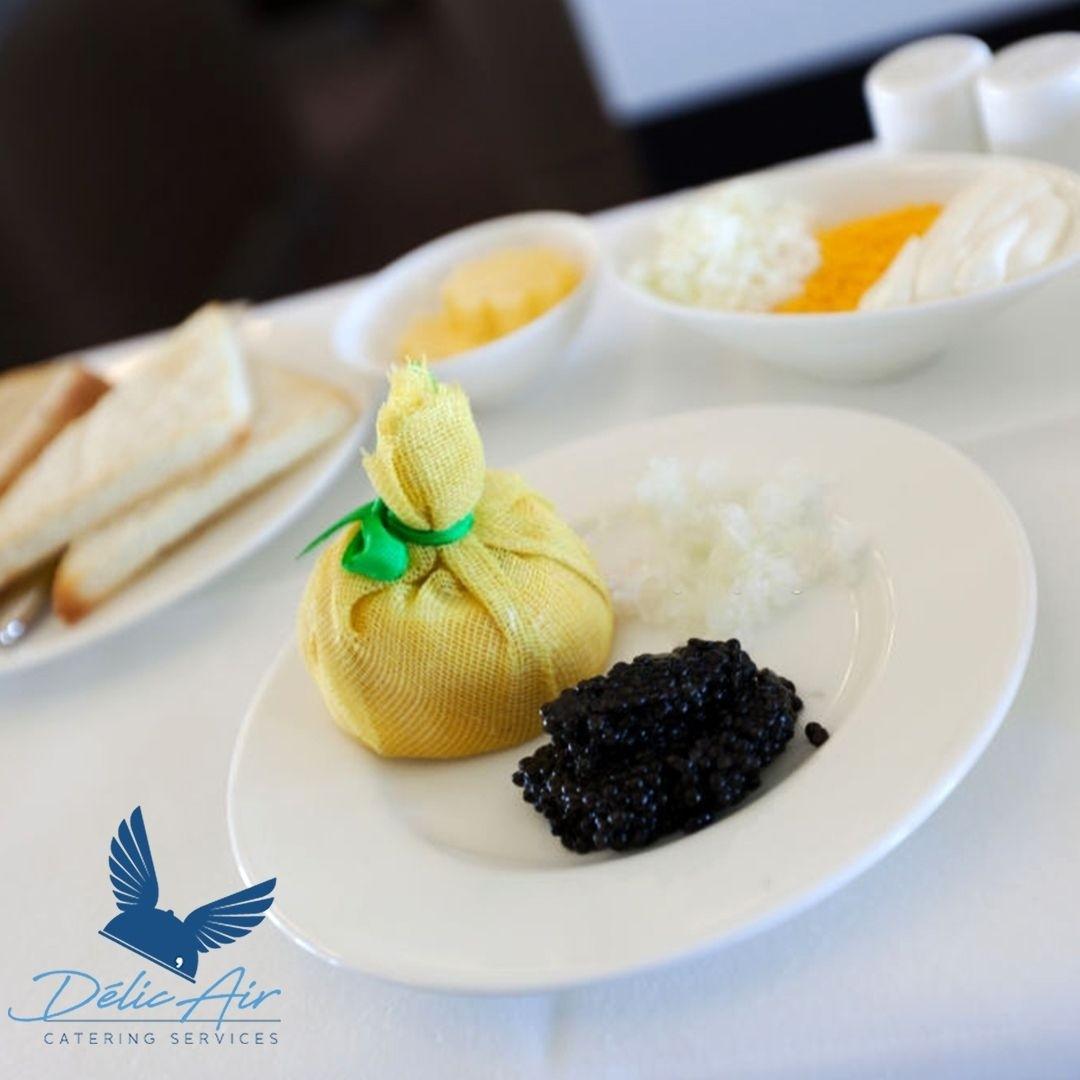 Delic Air Le catering aérien de Tommy Tayoro