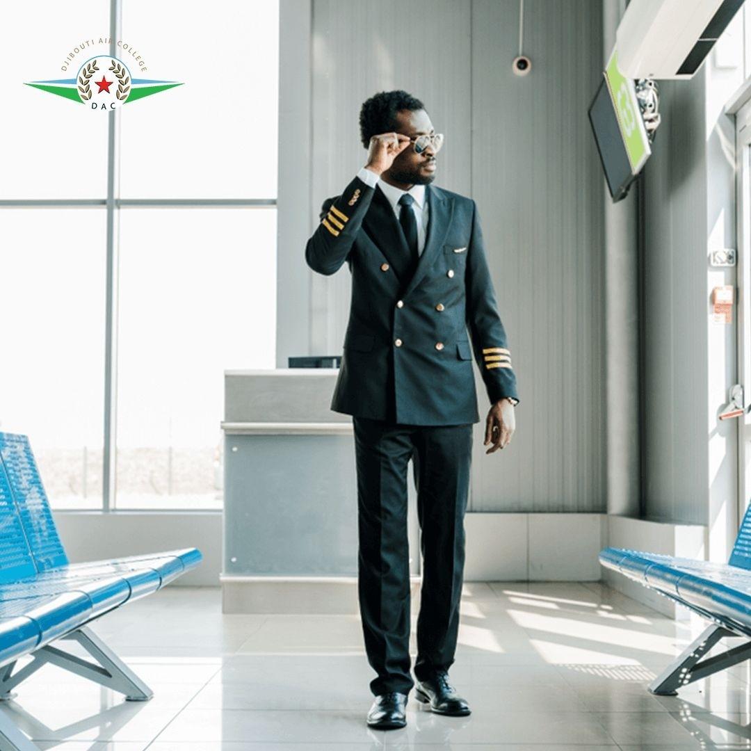 Tommy Tayoro :  école de Formation aérienne à Djibouti