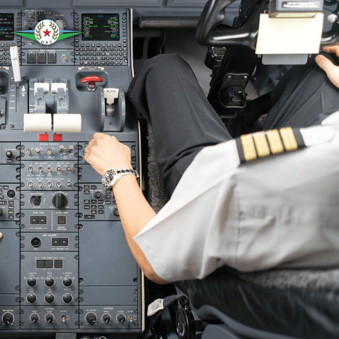 Formation Agent des opérations aériennes à Djibouti