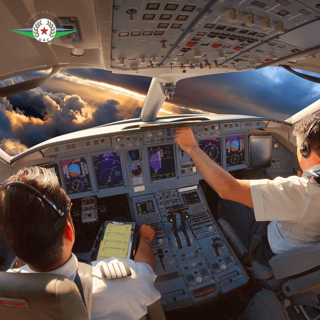 Djibouti Air College : Formation Voltige Aérienne à Djibouti