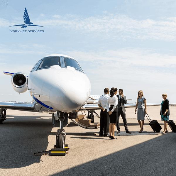Ivory Jet Services Aviation d'affaires à Djibouti de tommy tayoro