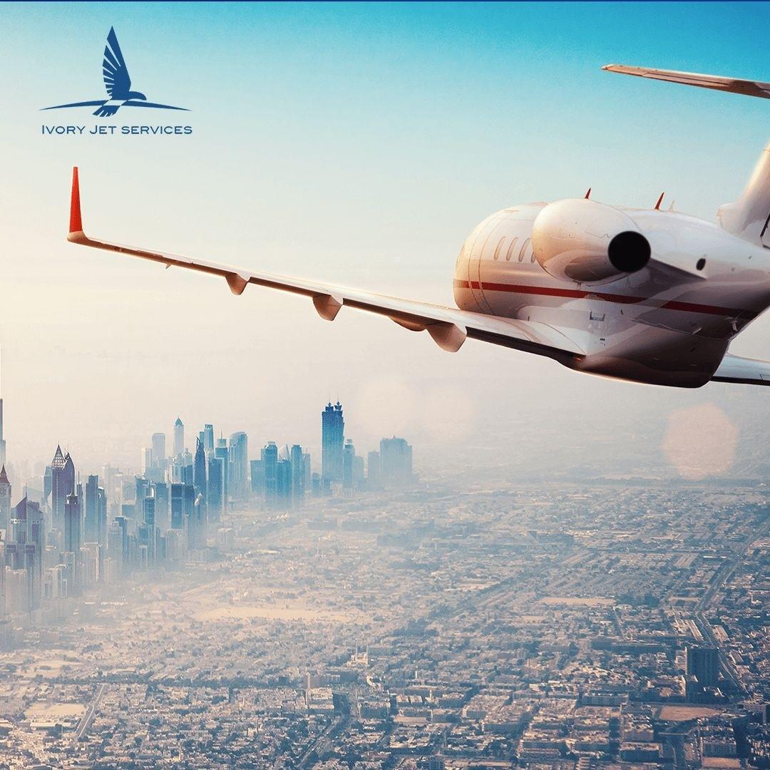 Ivory Jet Services jet privé le plus luxueux en Afrique