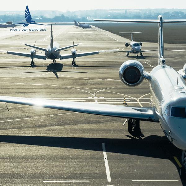 Ivory Jet Services Leader de l'aviation privée à Djibouti