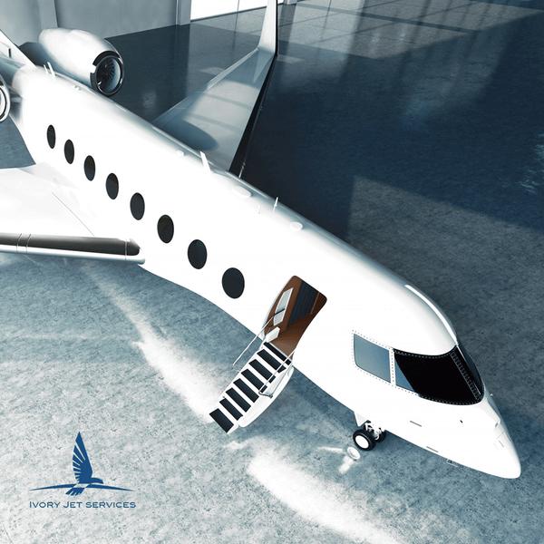 Ivory Jet Services location de Jet Privé à Djibouti