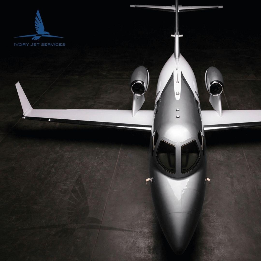 Ivory Jet Services de Tommy Tayoro : Jet privé de luxe à Djibouti