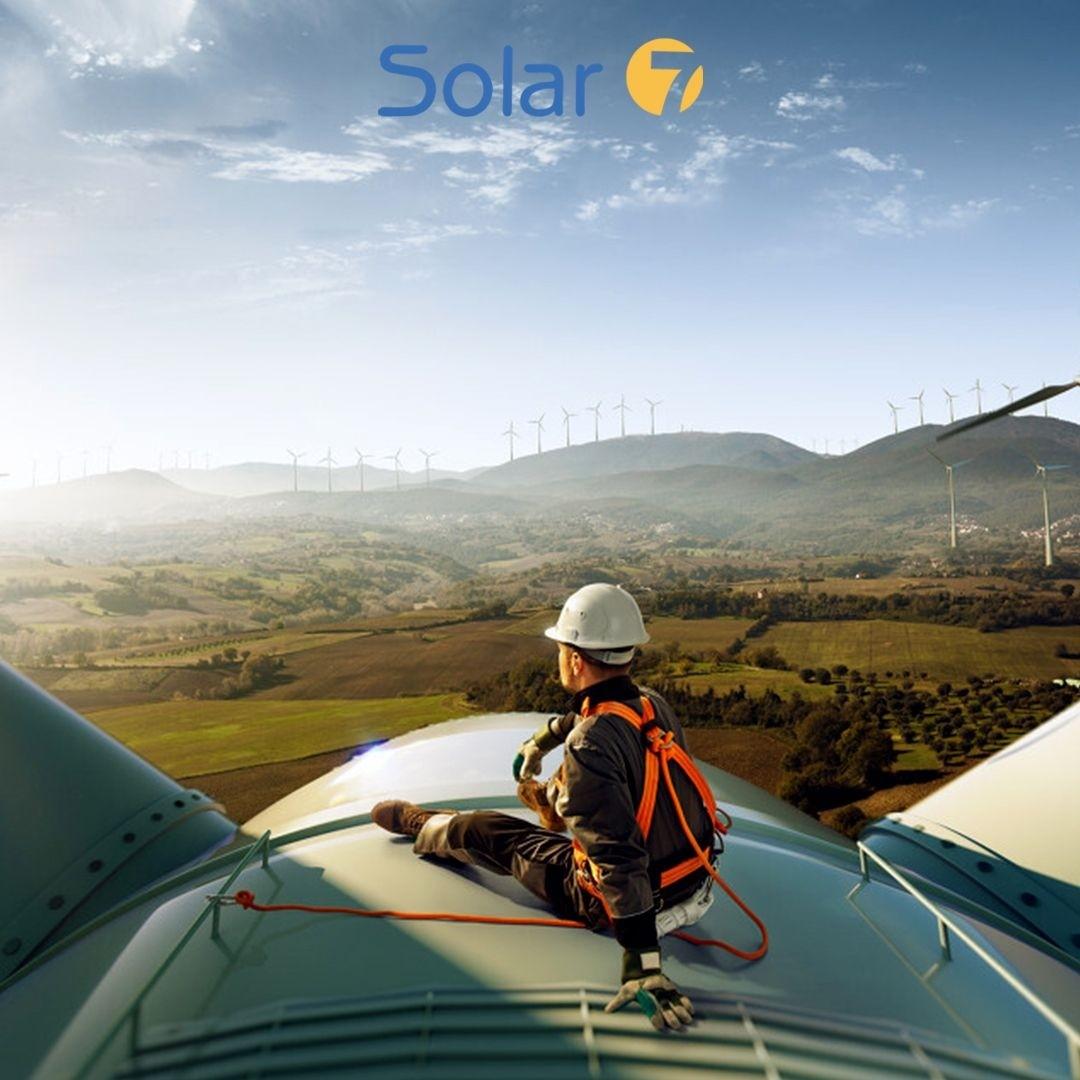 Solar 7 à Djibouti : Entreprise d'Energie solaire privé