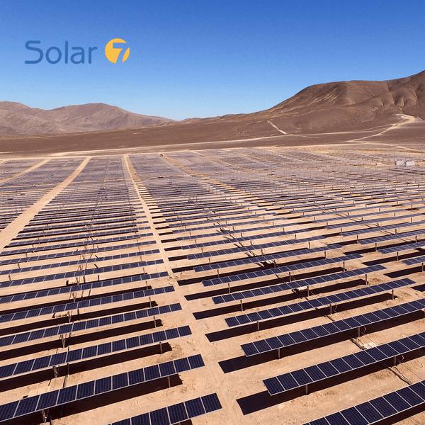 Solar 7 de tommy tayoro Énergie renouvelable à Djibouti