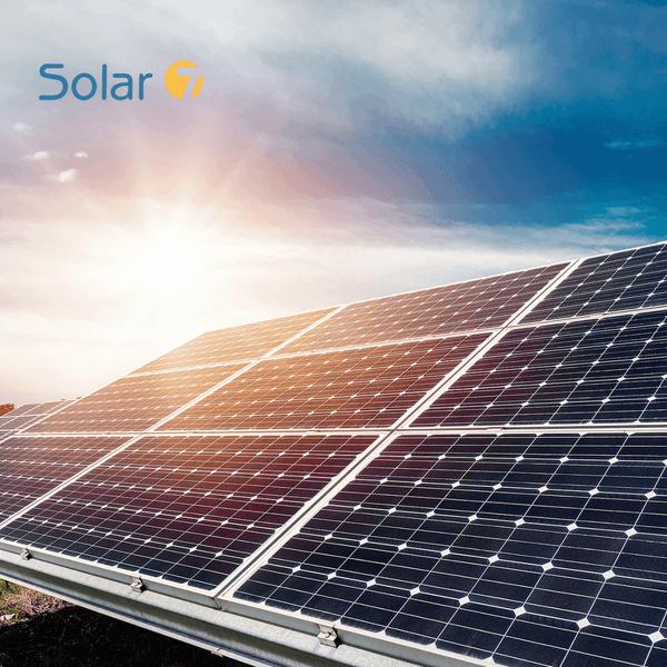 Solar 7 de tommy tayoro Énergie solaire à Djibouti
