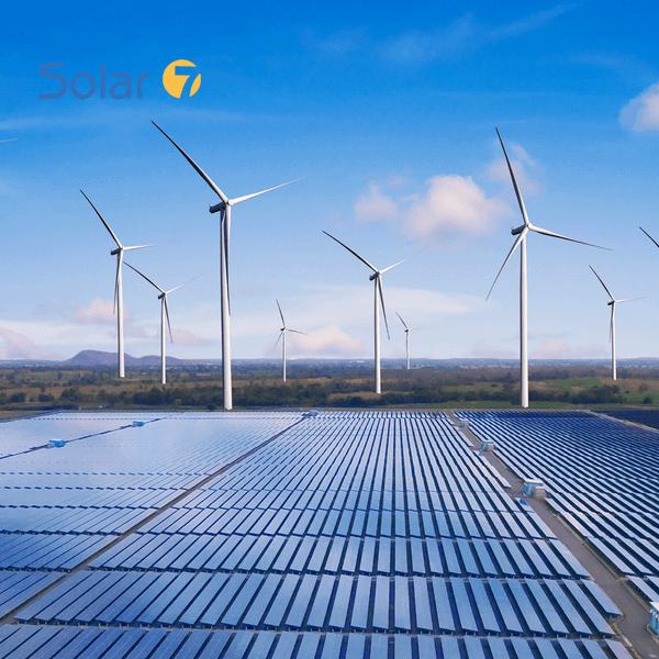 Solar 7 Energie solaire photovoltaïque à Djibouti