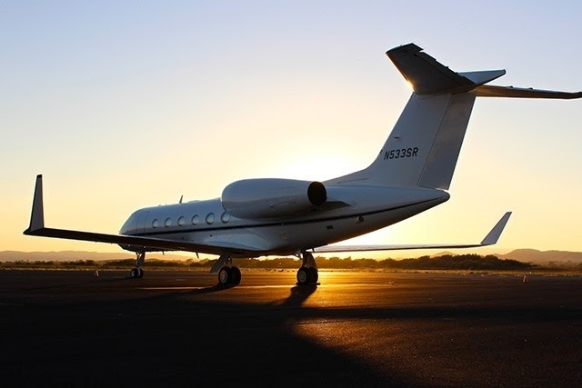 Ivory Jet Services de Tommy Tayoro : Voyager en Jet privé de luxe à Genève
