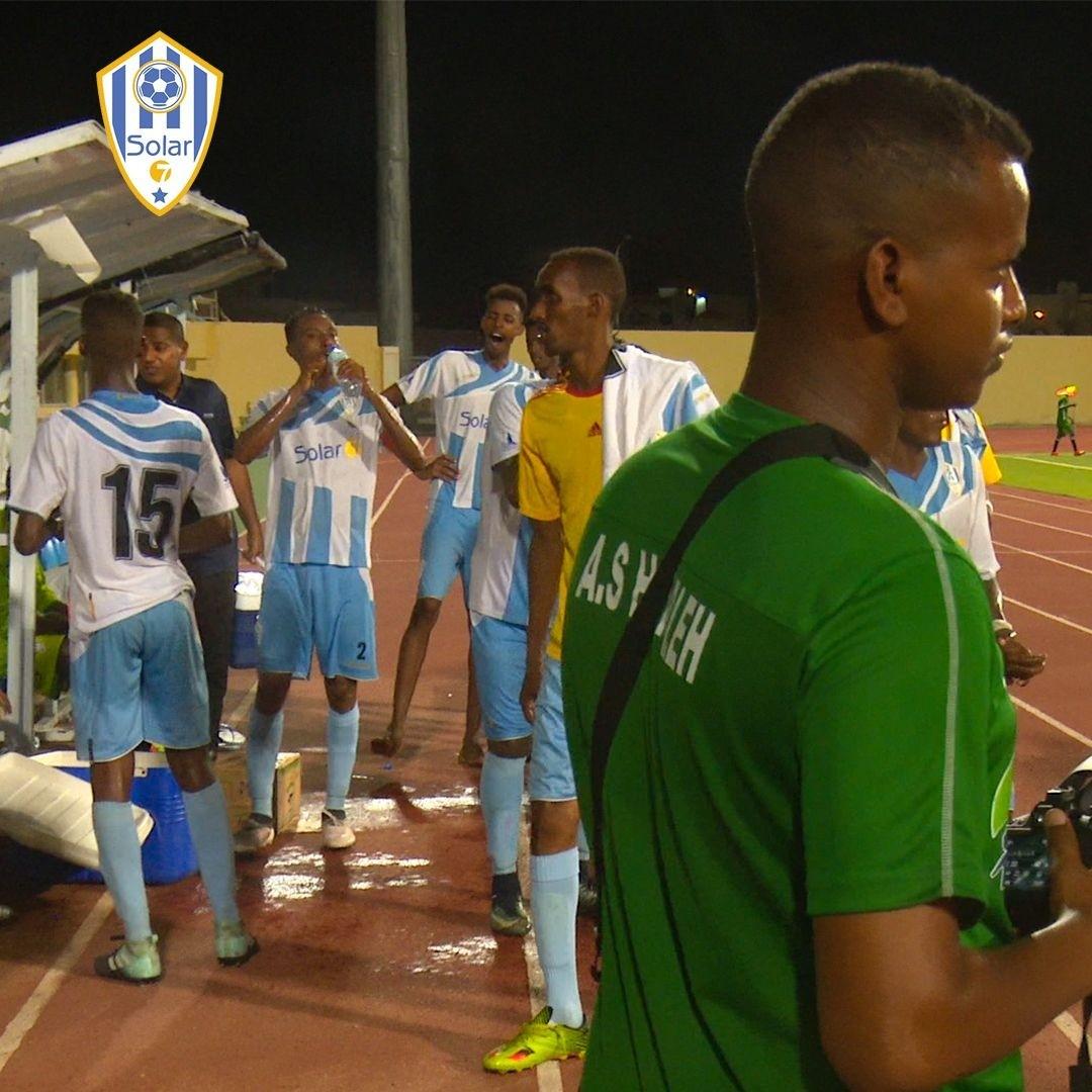 Club Djiboutien AS Arta Solar7
