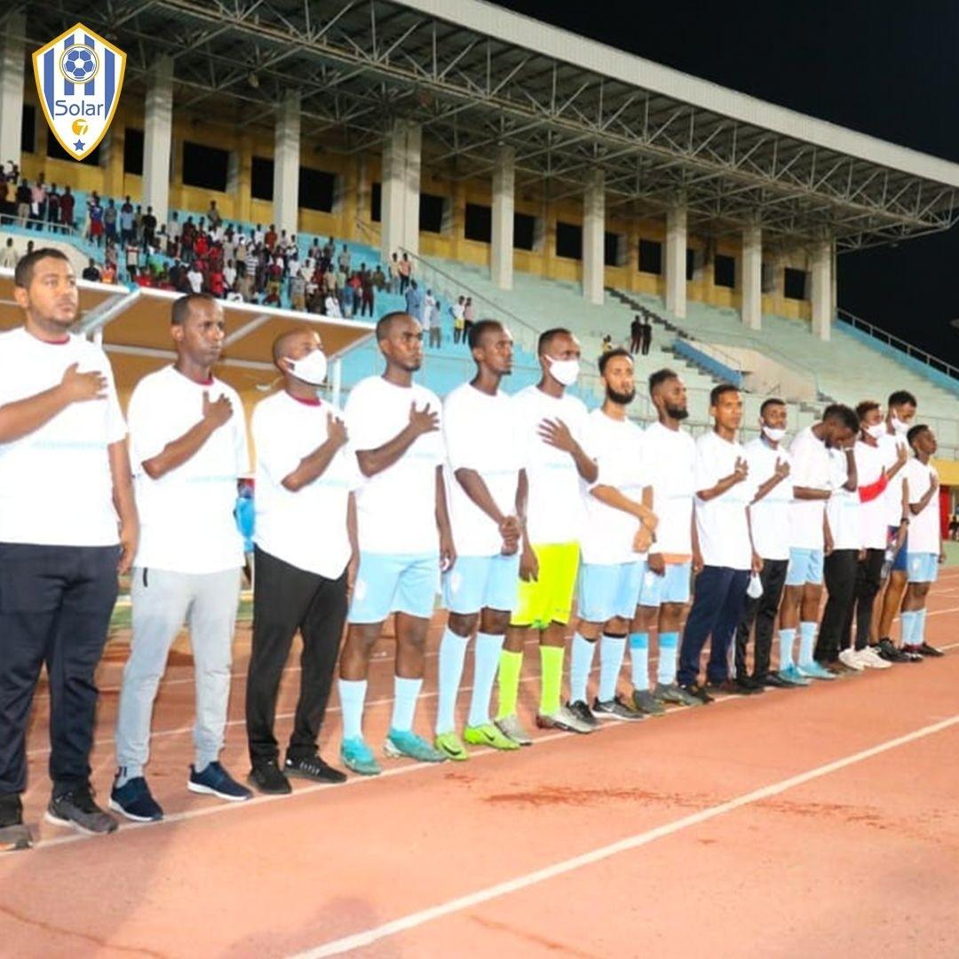 Djibouti : Tommy Tayoro Nyckoss avec Arta Solar 7 au championnat