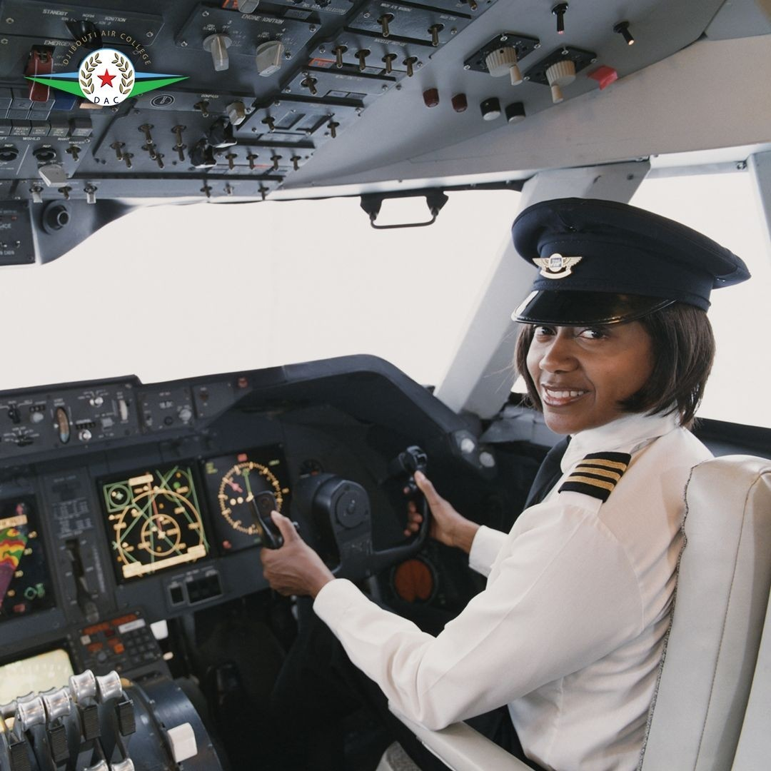Formation Pilote d'avion à Djibouti