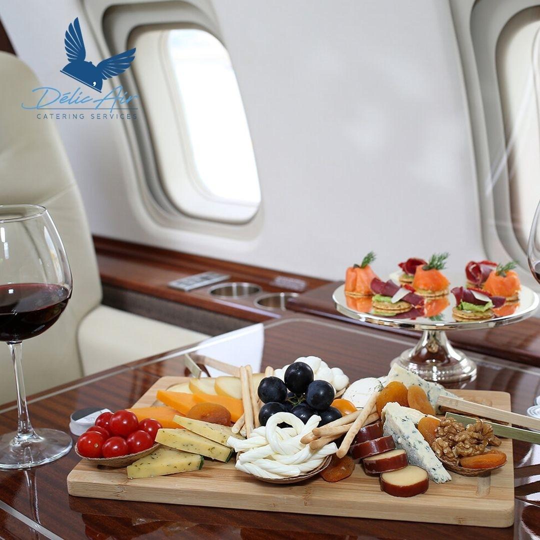 Gastronomie aérienne en Afrique